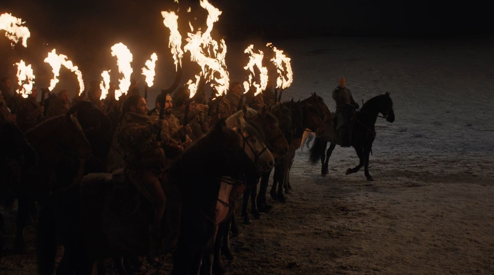 Game of Thrones: La Battaglia di Winterfell troppo scura? Non secondo il direttore della fotografia thumbnail