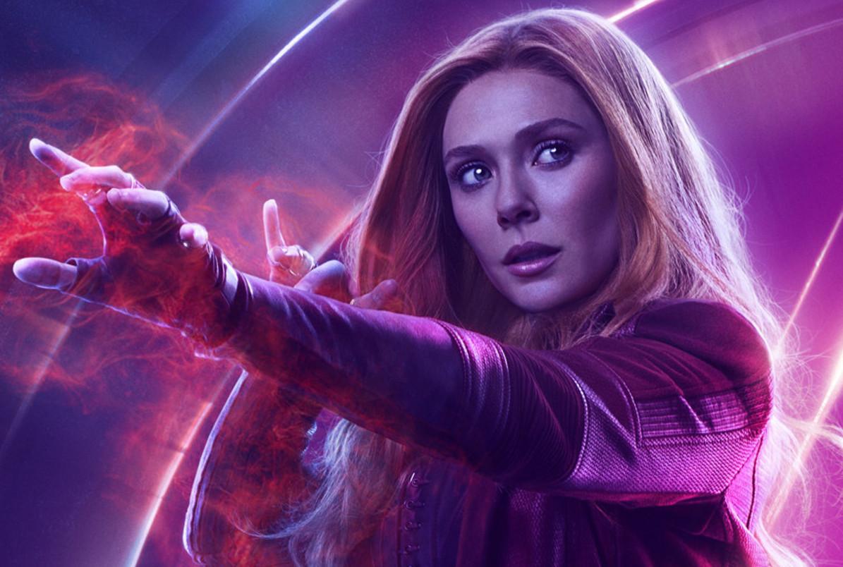 WandaVision: Elizabeth Olsen non può svelare l'inizio delle riprese thumbnail