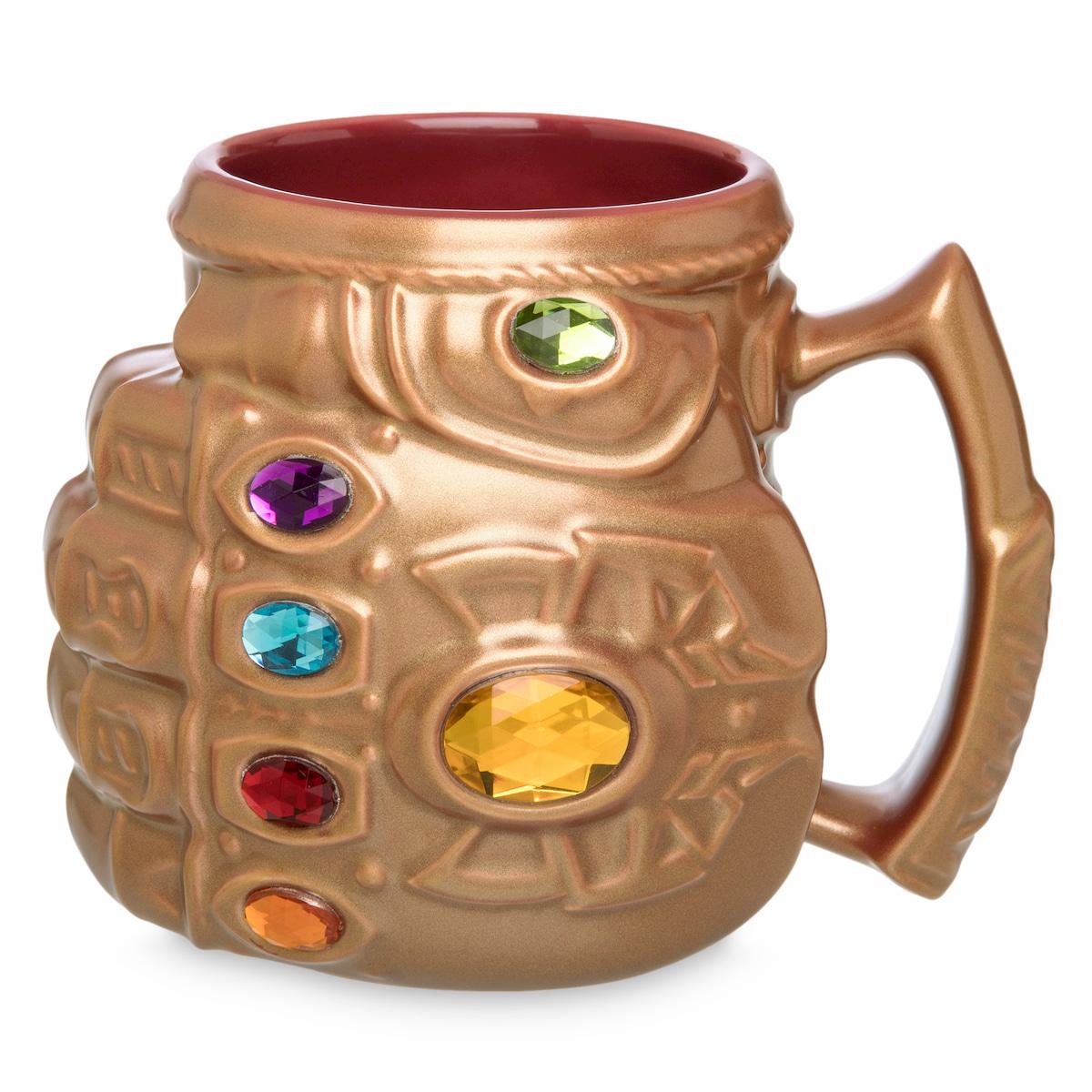 avengers endgame idee regalo tazza thanos guanto infinito