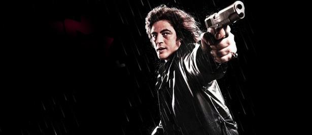 Benicio del Toro, Sin City