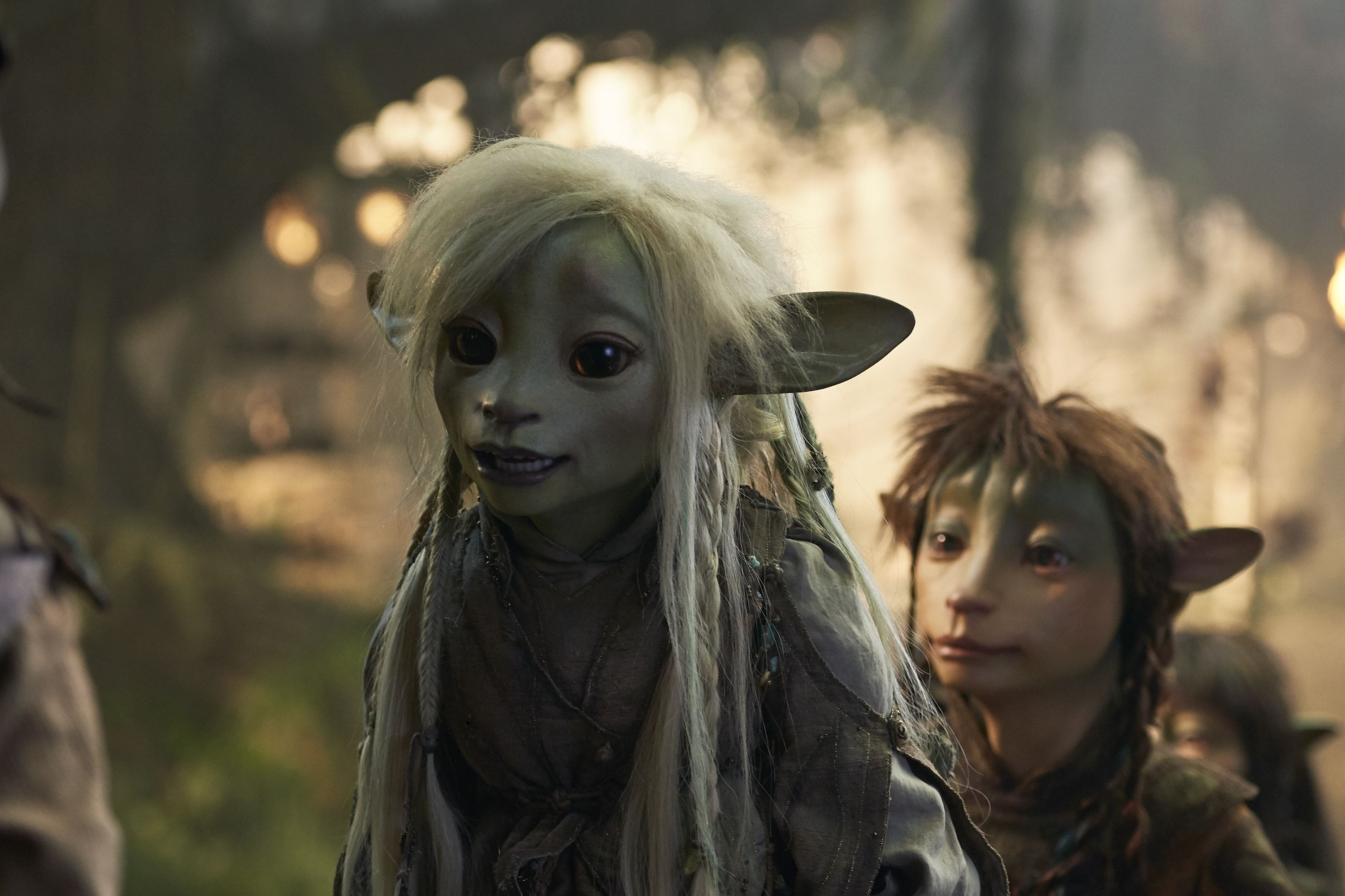Nuove foto dal set di Dark Crystal: Age of Resistance thumbnail