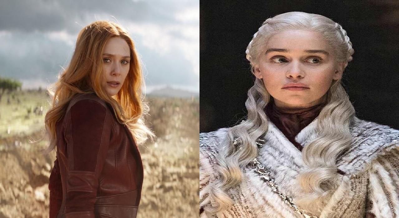 Elizabeth Olsen avrebbe potuto essere Daenerys Targaryen in Game of Thrones thumbnail
