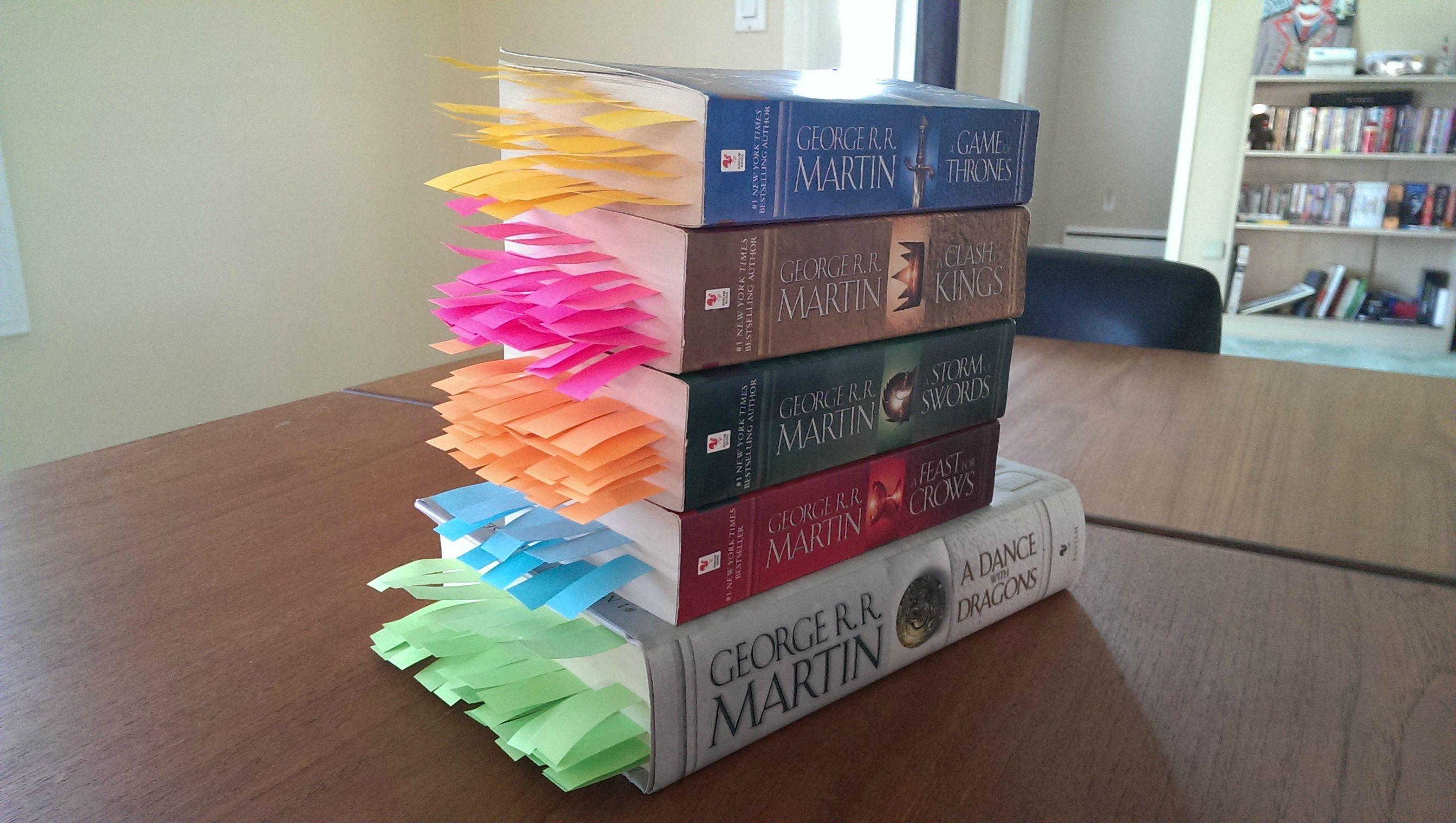 il trono di spade game of thrones libri ordine lettura spoiler morti