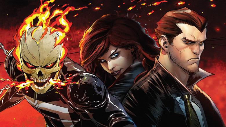 Le serie TV 'del terrore' Marvel non saranno solo Ghost Rider ed Helstrom thumbnail