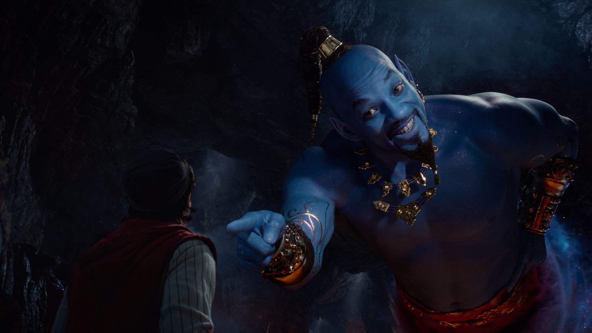 Aladdin: Gigi Proietti doppierà il Sultano di Agrabah nel live action thumbnail