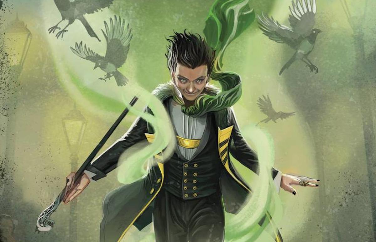 Marvel: novità sul rivoluzionario romanzo su Loki thumbnail