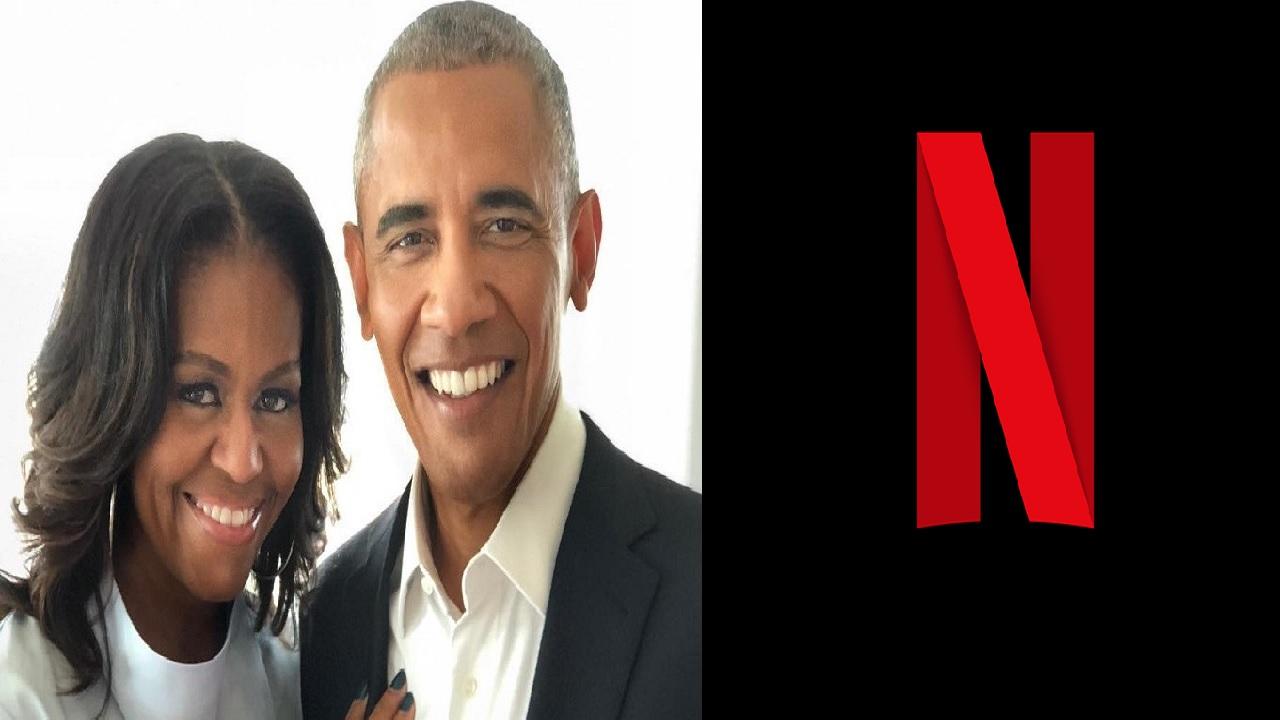 Netflix, annunciati primi film e serie tv di Barack e Michelle Obama thumbnail