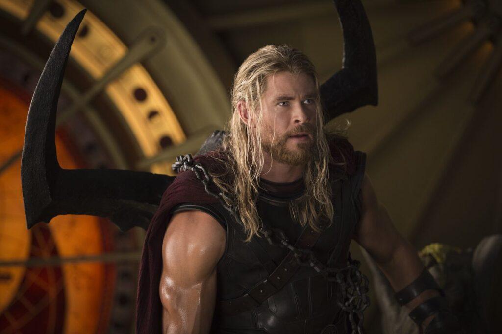 Avengers: Endgame Thor e Capitan America