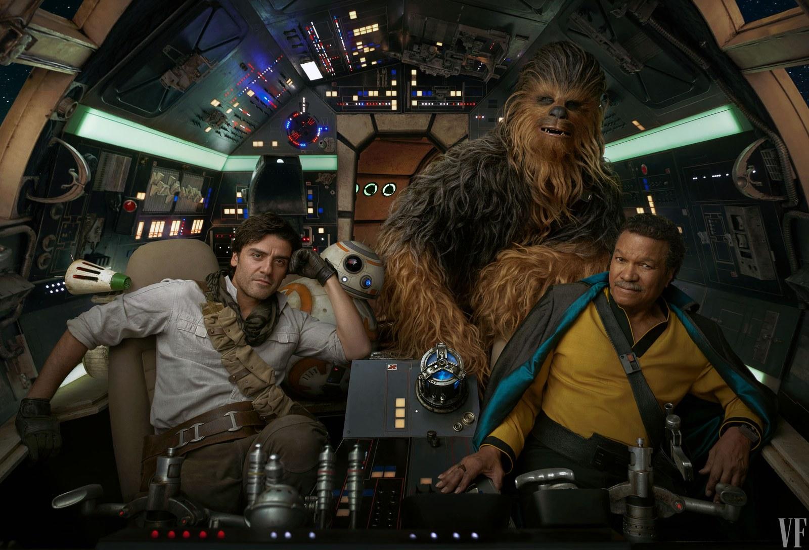 Star Wars: L'ascesa di Skywalker, le nuove immagini ufficiali! thumbnail