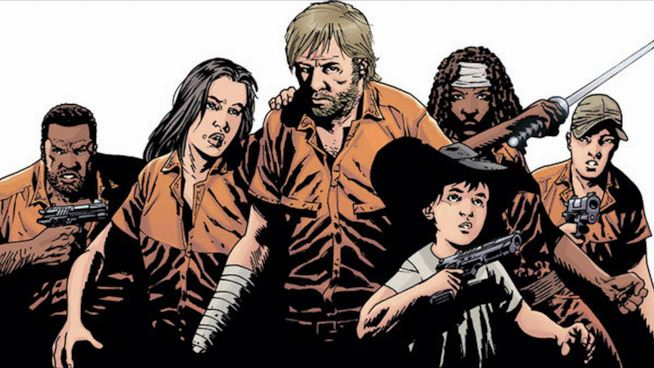 Charlie Adlard parla della fine di The Walking Dead thumbnail