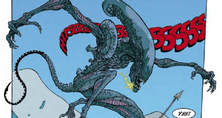Aliens Grandi Maestri: in arrivo il secondo volume thumbnail