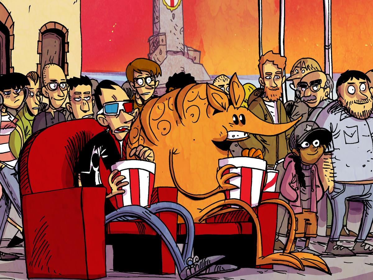 Annunciato il programma del Cine&Comics Fest di Genova thumbnail