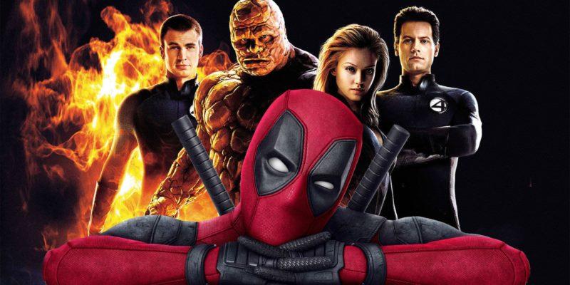 Fox ha avuto in cantiere un film su Deadpool, Daredevil, X-Men e Fantastici 4 thumbnail