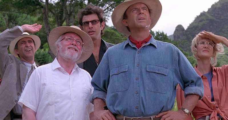 Jurassic World 3: torneranno Sam Neill, Laura Dern e Jeff Goldblum, è ufficiale thumbnail
