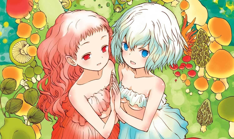 Mushrooms in Love: il nuovo yuri in arrivo con J-POP Manga thumbnail