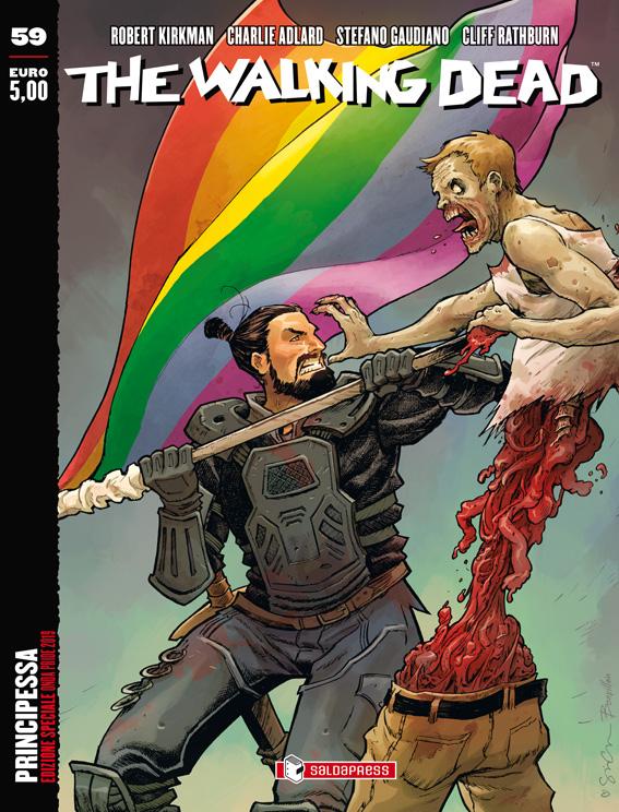The Walking Dead: un'edizione speciale per sostenere la comunità LGBT thumbnail