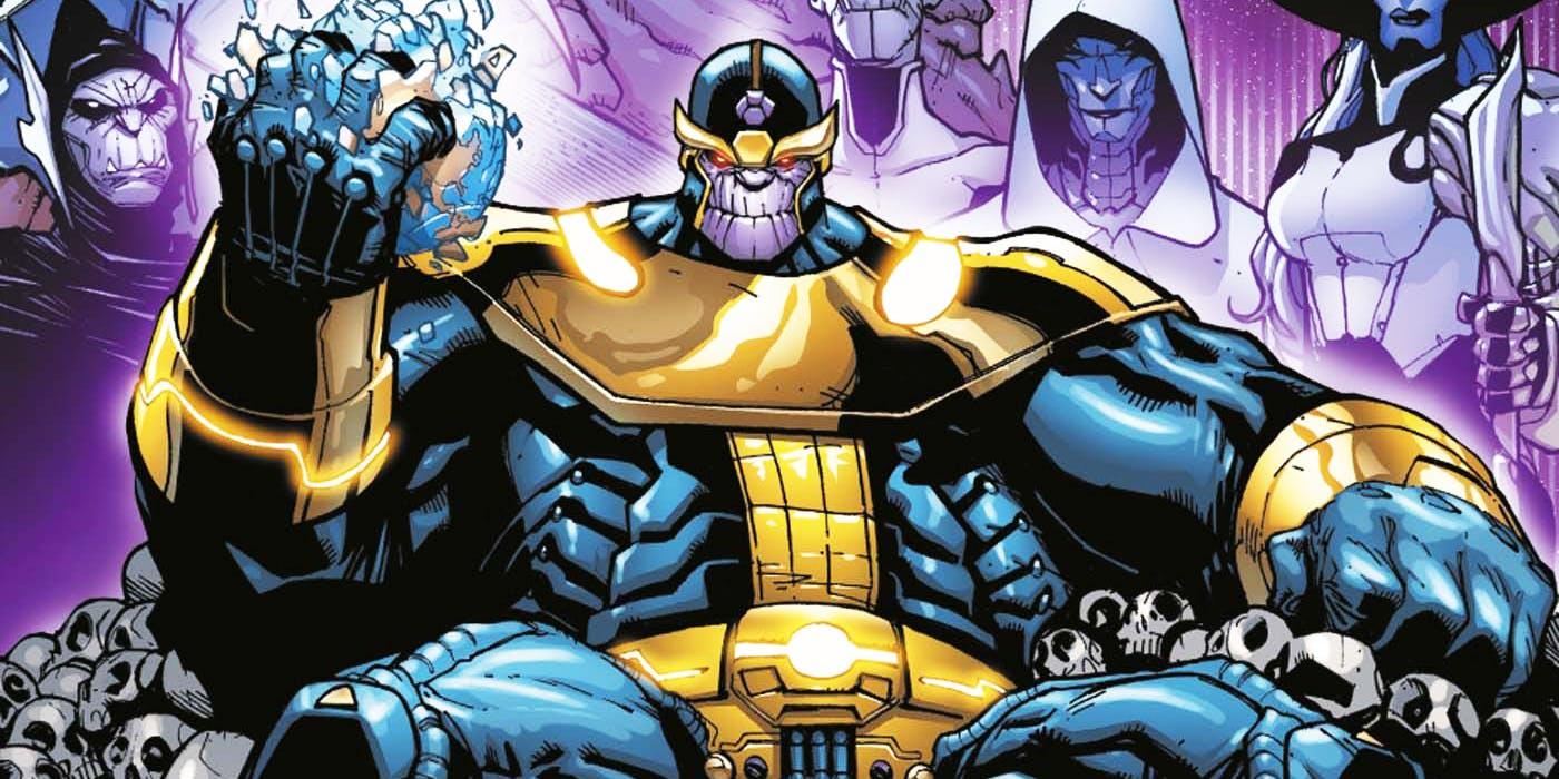 Pubblicata concept art del giovane Thanos e degli Eterni thumbnail