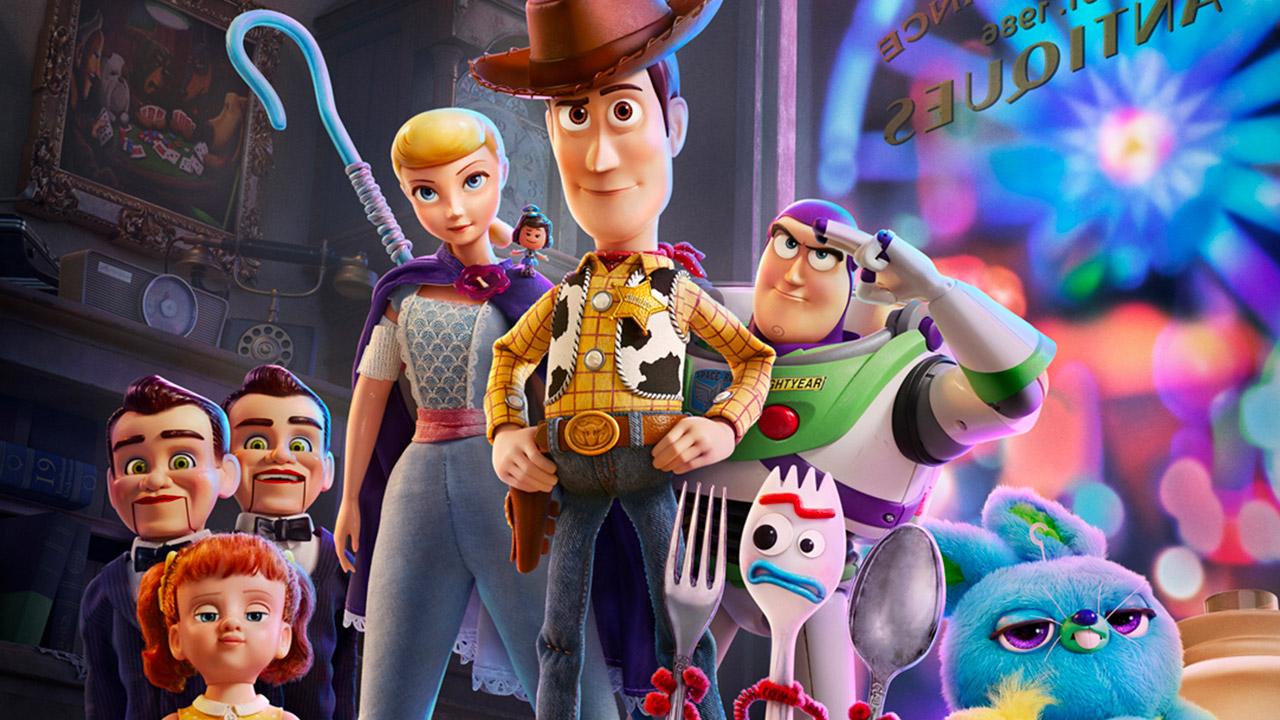 Toy Story 4 e The Space Cinema vi portano a Disneyland Paris thumbnail