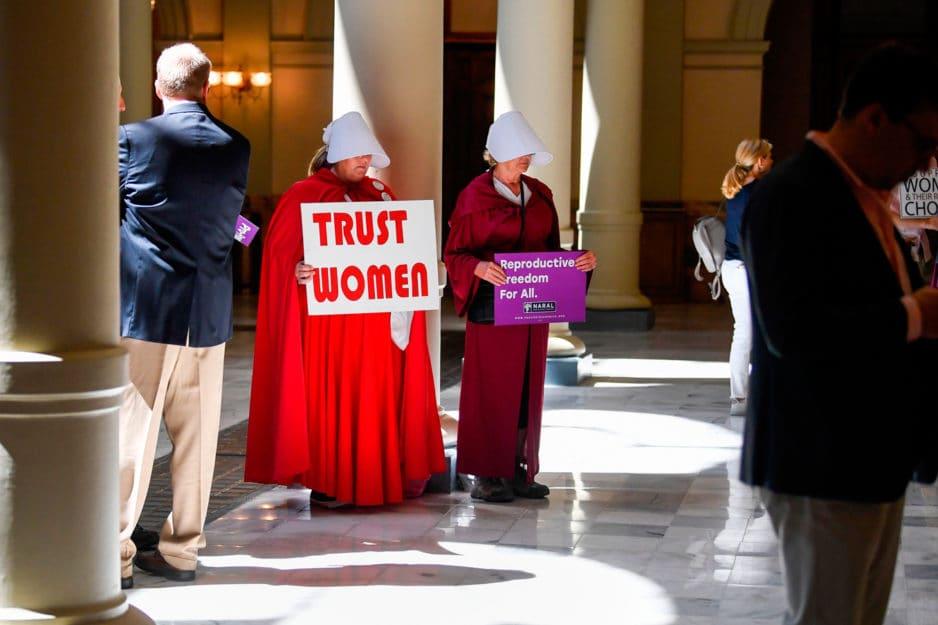 Criminalizzazione Aborto Alabama