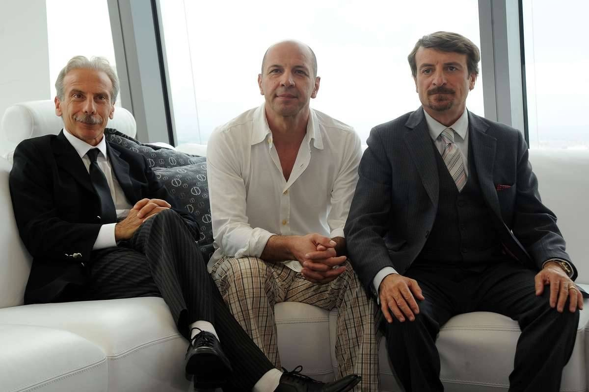 Odio l'estate: al via le riprese del nuovo film di Aldo Giovanni e Giacomo thumbnail