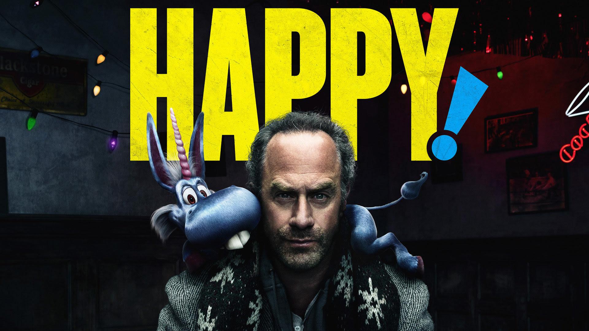 Happy! Non sarà rinnovata con una terza stagione thumbnail