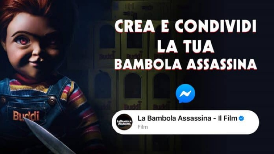 La Bambola assassina: arriva chatbot per personalizzare Chucky thumbnail