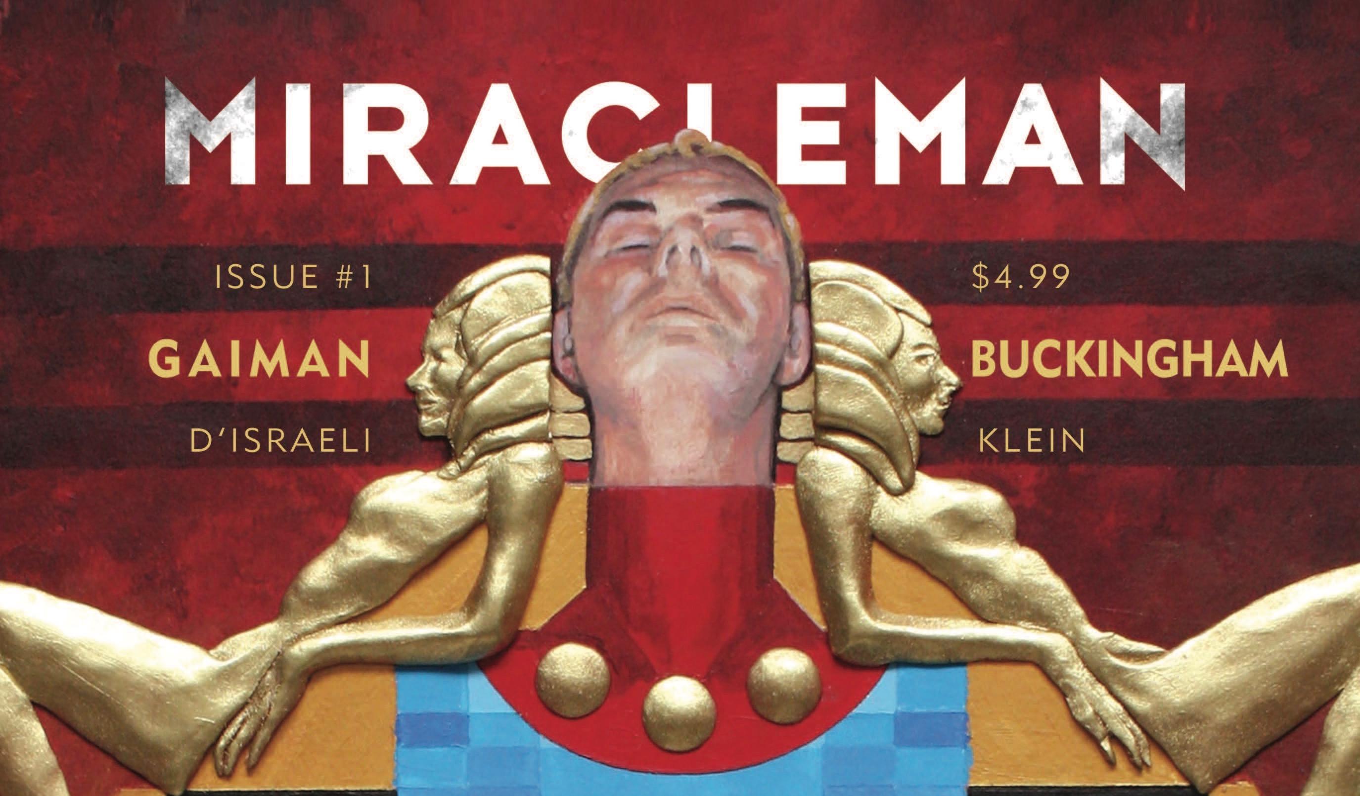 Miracleman: le nuove storie sono quasi pronte thumbnail