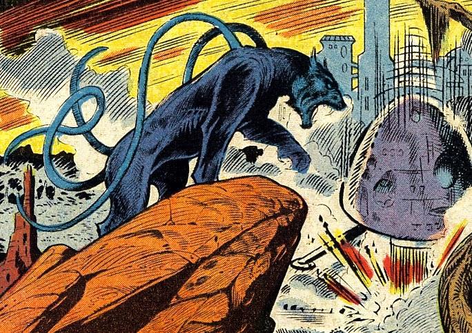 Il Distruttore Nero e l'inizio della Golden Age della fantascienza thumbnail
