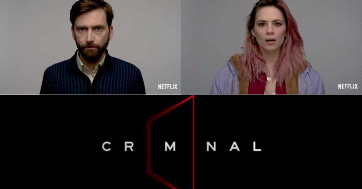 Criminal: la nuova serie Netflix con David Tennant e Hayley Atwell thumbnail