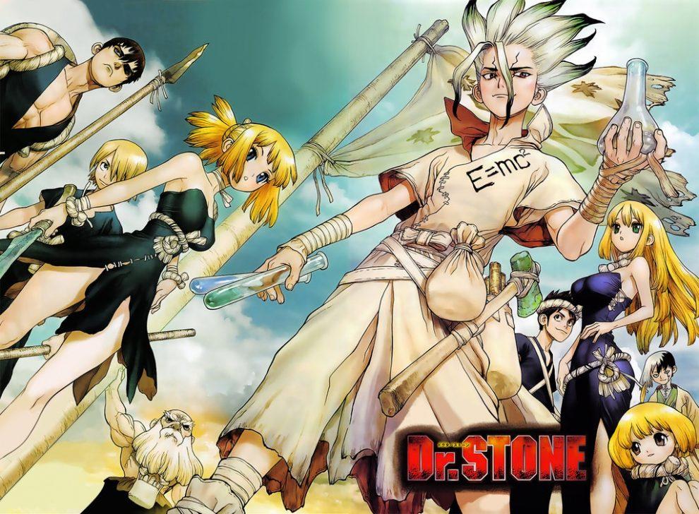Dr. Stone: annunciato il numero di episodi della serie animata thumbnail