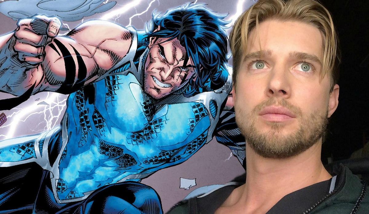 Titans 2: Drew Van Acker sarà Aqualad thumbnail