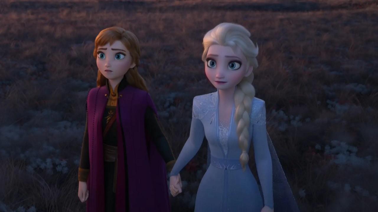 Arriva la prima immagine dell'area Frozen nei Parchi Disney thumbnail