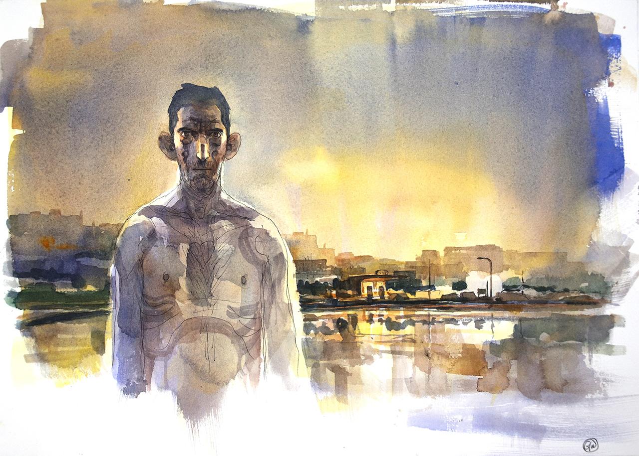 Storie d'artista: Gipi in mostra a Pisa thumbnail
