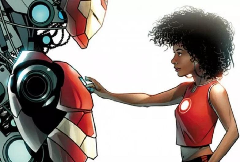 Robert Downey Jr. vuole IronHeart nel MCU thumbnail
