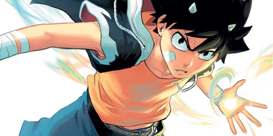 J-POP Manga pubblicherà Radiant di Tony Valente thumbnail