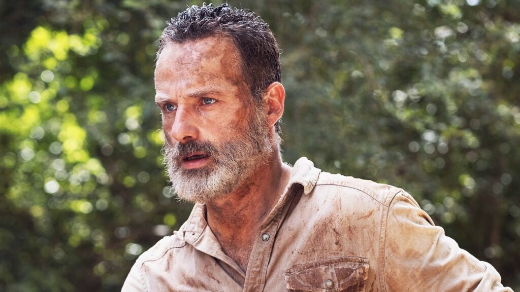 film trailer Rick Grimes, The walking dead