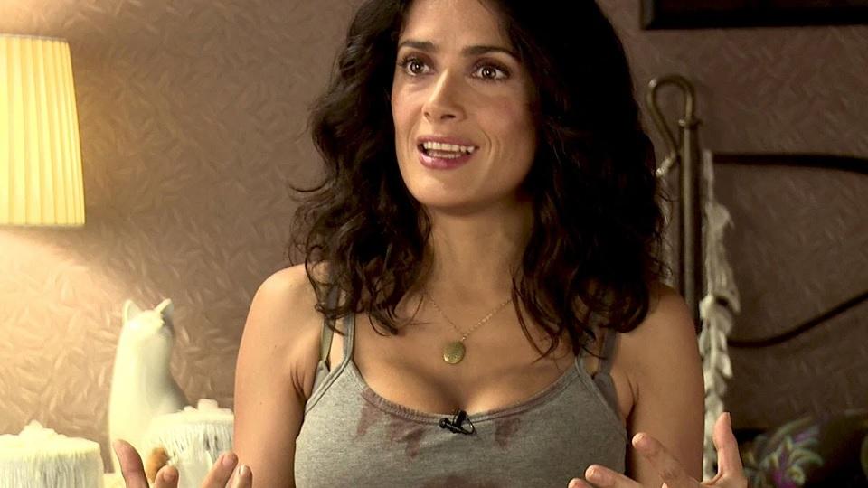Gli Eterni: Salma Hayek nel cast del film Marvel? thumbnail