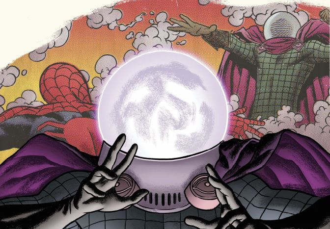 Spider-Man Vs Mysterio, la nuova raccolta di Panini Comics thumbnail