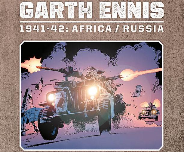 Il ritorno de Le Storie di Guerra di Garth Ennis per saldaPress thumbnail