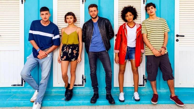 Debutta il trailer di Summertime, nuova serie Netflix thumbnail