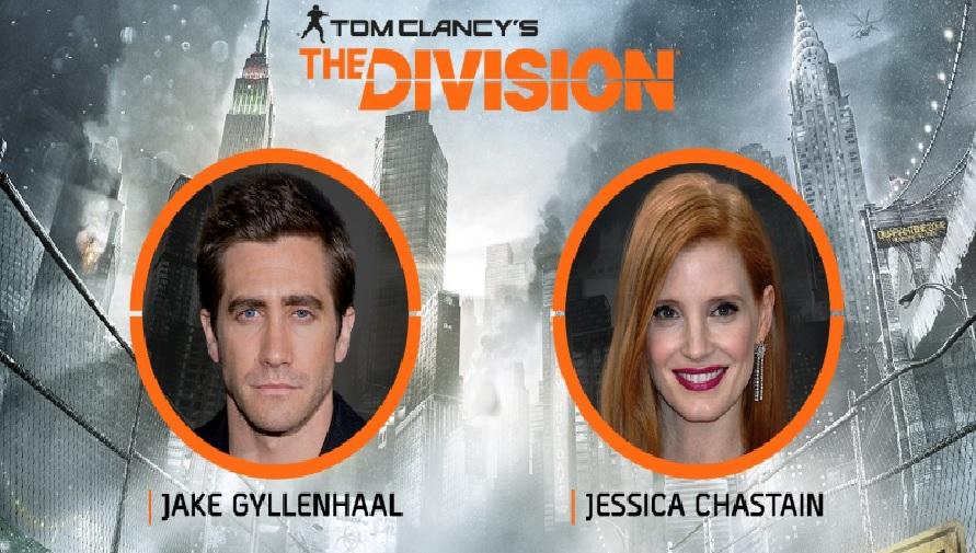The Division, film Netflix