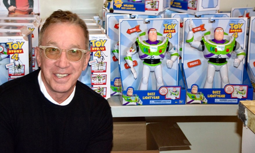 Tim Allen paragona Toy Story 4 ad Avengers e annuncia possibili spin-off thumbnail
