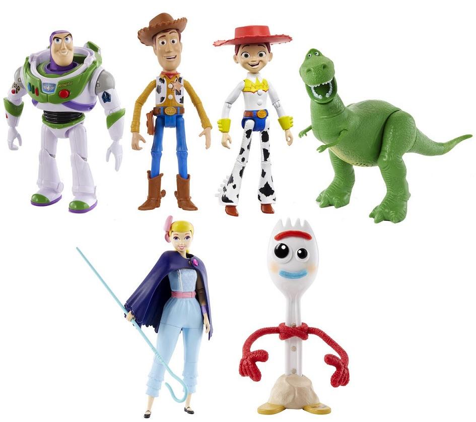 Toy Story 4, nuovi prodotti
