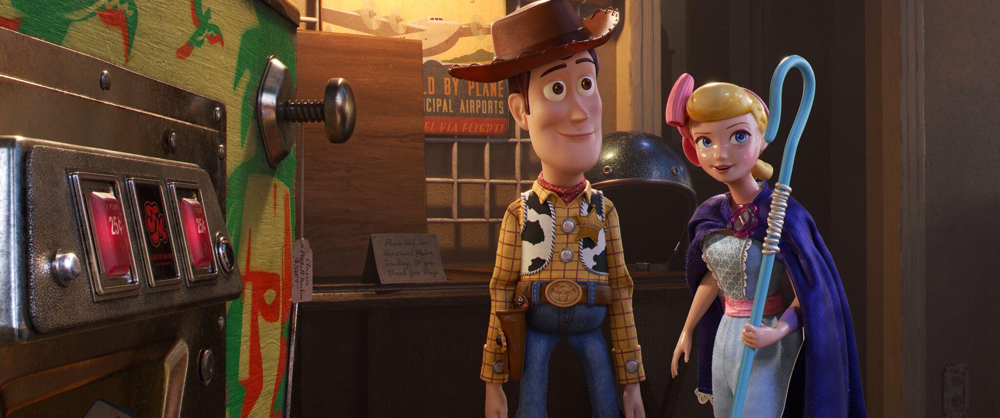 toy story 4 woody forky pixar cinema film recensione