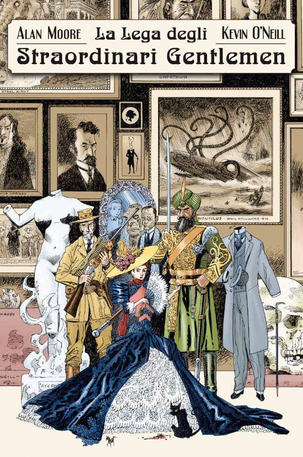 In Arrivo la nuova edizione de La Lega degli Straordinari Gentlemen Vol.1 thumbnail