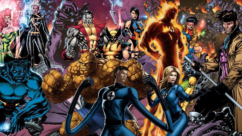 Il crossover Fox su Fantastici 4 e X-Men era ispirato a Civil War thumbnail
