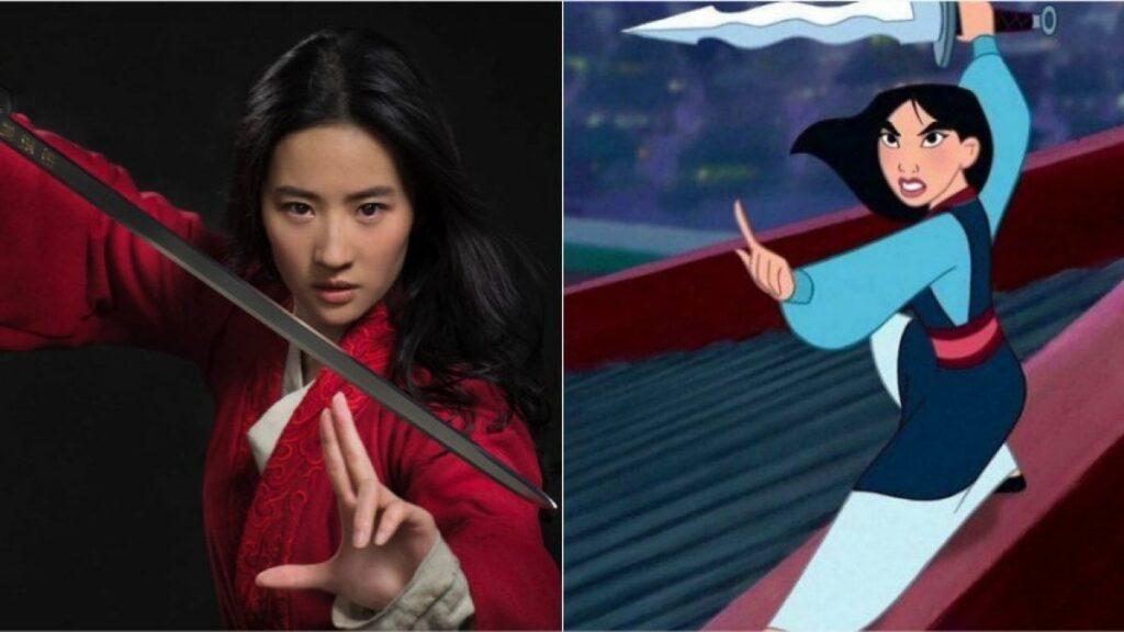 Mulan live action teaser