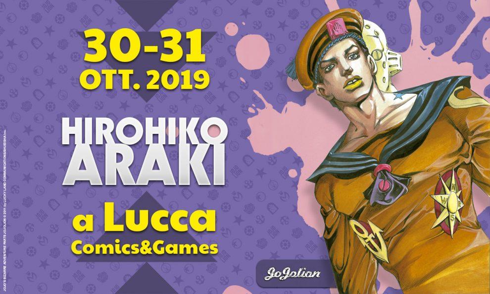 Banner Araki Lucca 2019