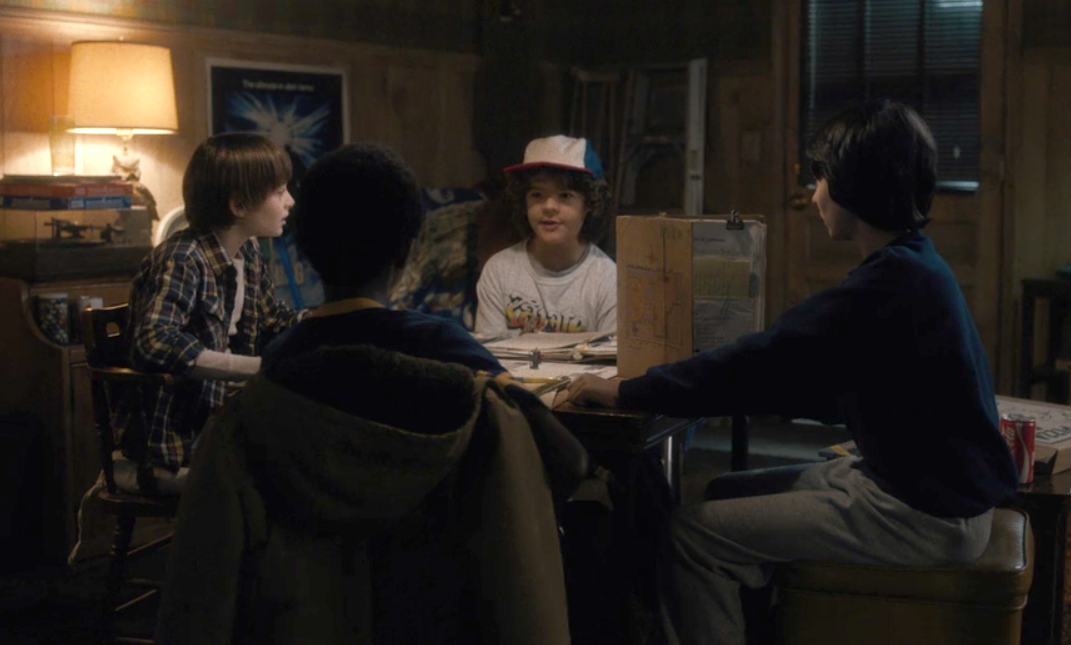 Stranger Things: il nuovo set di Dungeons and Dragons thumbnail