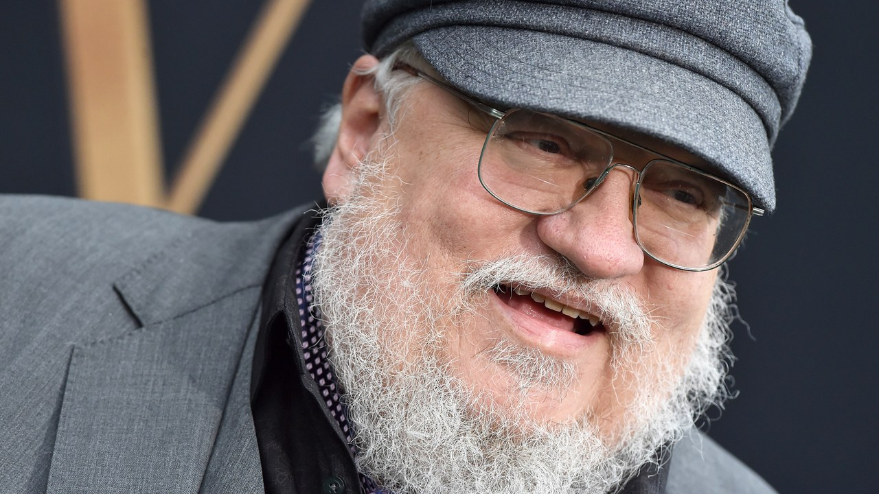 George RR Martin non cambierà il finale di A Song of Ice and Fire thumbnail